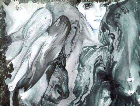 Красавица и чудовище - художник Сергей Ухин